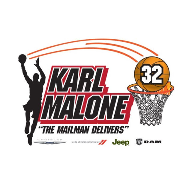 Karl Malone Chrysler Doge Jeep Ram