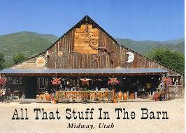 All That Stuff in the Barn
