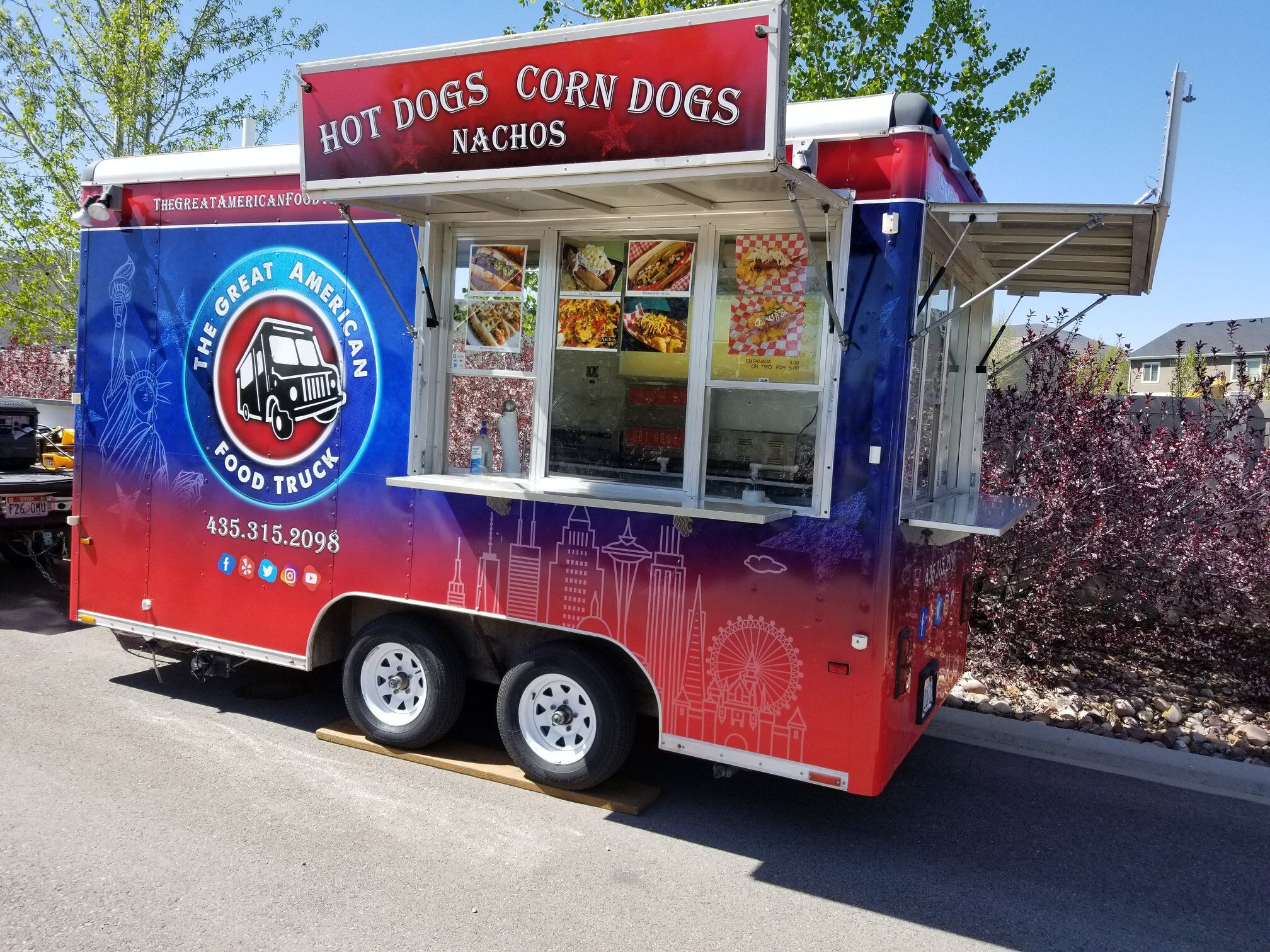 The Great American Food Truck